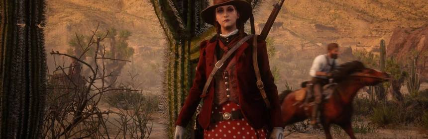 Red Dead Redemption 2 Online is Uninspired and How to Fix It